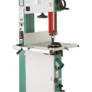Bandsaws Recalled by Grizzly Industrial Due to Shock Hazard